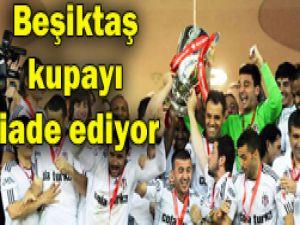 Beşiktaş Türkiye kupasını iade ediyor