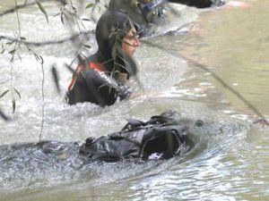 Konyada çaya giren bir kişi boğuldu