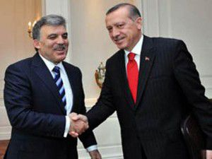 Erdoğandan Güle sürpriz ziyaret