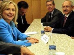 Kılıçdaroğlundan Hillary Clintona Kandil çağrısı