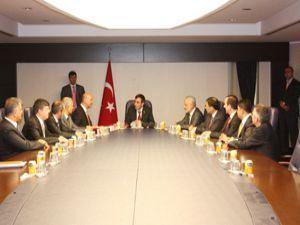 Konya MÜSİADın projeleri bakanın masasında