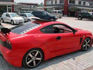 Ferrari alamadı, LPGlisini yaptı!