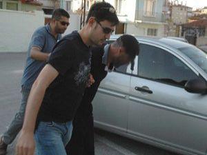 Konyada işkence yapan şüpheli tutuklandı
