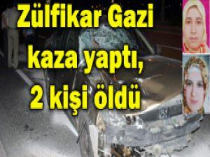 Konyada inanılmaz kaza