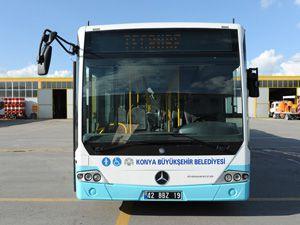 Otobüsler Alakovaya taşınıyor