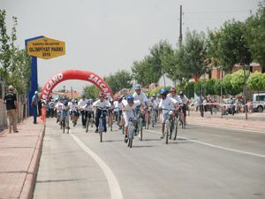 Karatay Bisiklet Yarışlarında heyecan doruktaydı