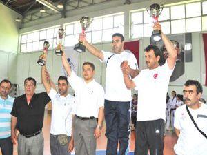 Akşehirde tekvando şampiyonası