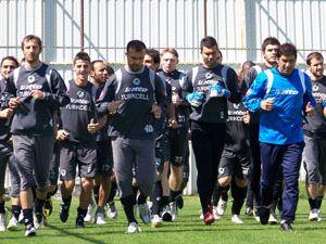 Konyaspor son hazırlığını yapıyor