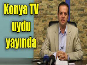Konya TV uyduda yayına başladı
