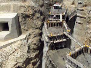Bu baraj 100 milyon euro gelir getirecek