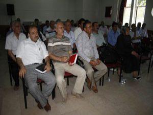 AK Parti bölge istişare toplantısı yapıldı