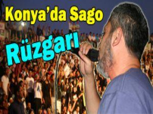 Sagopa Kajmer Konyayı salladı