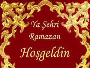 Beyşehire Ramazan çadırı kurulacak
