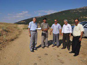 Konya İl Genel Meclisi yol ağlarını inceledi