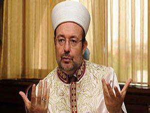 Mehmet Görmez proje hakkında konuştu