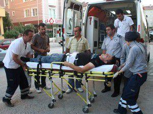 Beyşehirde kavga: 4 yaralı