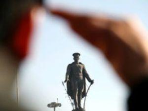 Atatürkün Konyaya gelişi kutlandı