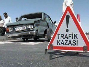 Ereğlide trafik kazalarında artış yaşandı