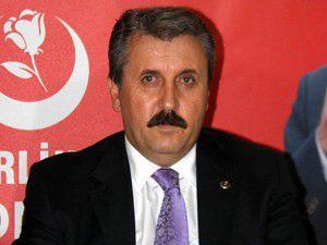 BBP Genel Başkanı Destici Konyada