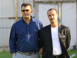 Hasan Kulaksızdan antremana ziyaret