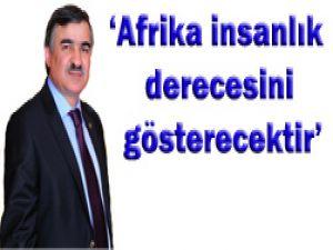 STKlardan Afrikaya yardım çağrısı
