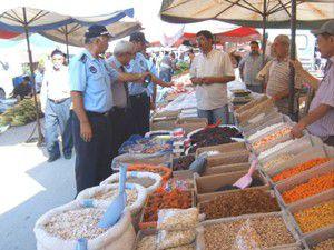 Ereğlide Ramazan denetimleri