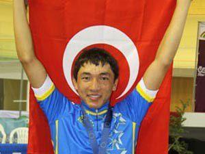 Şekerli sporcu Türkiyenin gururu oldu