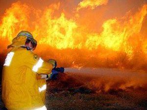 Akşehirde 6 ayda 37 yangın