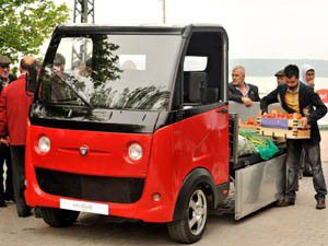 Milli otomotiv Uveyk tanıtıldı