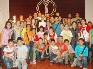 Şırnaklı öğrenciler Konya MÜSİADda