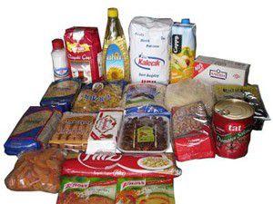 Kulu Belediyesinden gıda yardımı