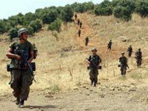 Osmaniyede çatışma: 1 Şehit