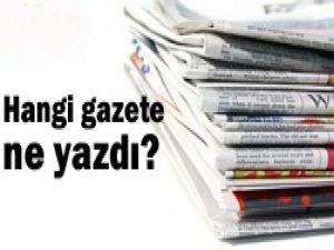 İşte Konya ve Türkiye gündemi