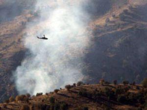 Savaş Uçakları Terör Kamplarını Vurdu