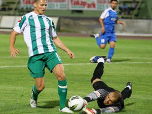 Konyaspor 1-0 Ankara Demirspor