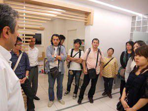 Japon doktor adayları Akademi Hastahanesinde