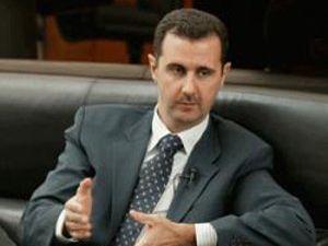 Bessar Esad genel af ilan etti
