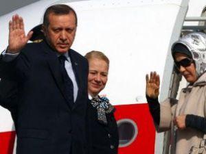 Başbakana Eşlik Eden Uçakta Büyük Tehlike