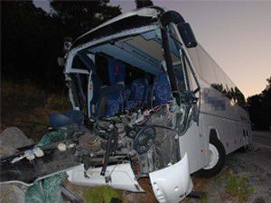 Kaza Antalya Aksekide oldu