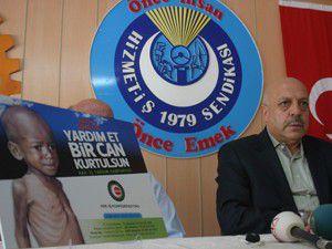 Hak-İş Genel Başkanı Arslan Konyada