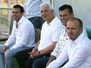 İsmail Dilber Konyaspor antrenmanını ziyaret etti