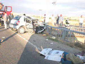 Ilgında trafik kazası
