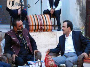 İftar Sofrasının konuğu Mahmut Arslan