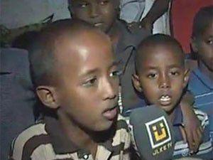 Somalili minik hafızların Kuran ziyafeti