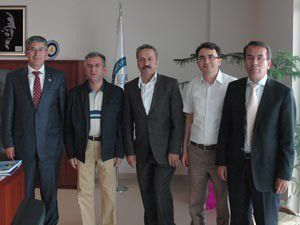 MÜSİADtan Prof. Dr. Mehmet Babaoğluna ziyaret