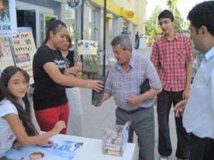 Ereğli Türk Telekom müdürlüğünden Somaliye yardım