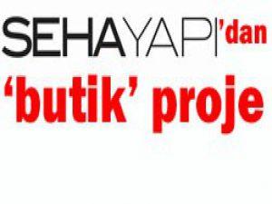 66 konut ve 6 ticari alan projesi