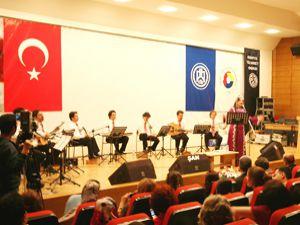 Türkülerle Türk dünyası konseri