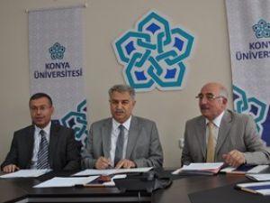 Konya Üniversitesi sanayiye açılıyor