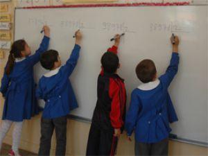 İlköğretim okullarında kayıtlar başladı